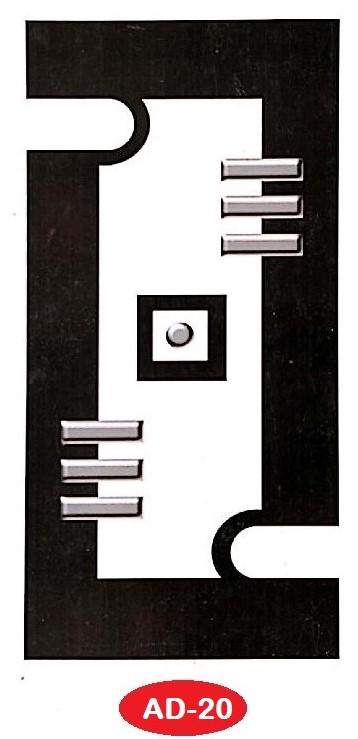 adhunik laminated doors pc-ad20